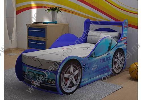 Фото детская кровать машина чертежи