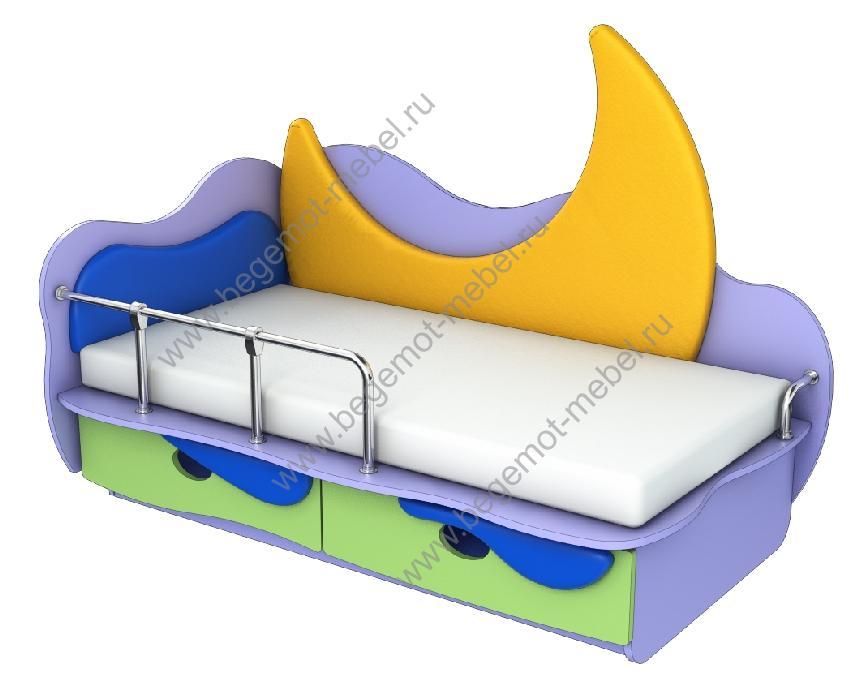 Кровать для детей месяц 2 размеры