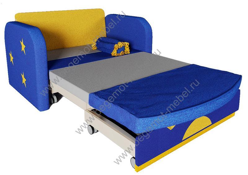 Детский диван кровать фото в Москве