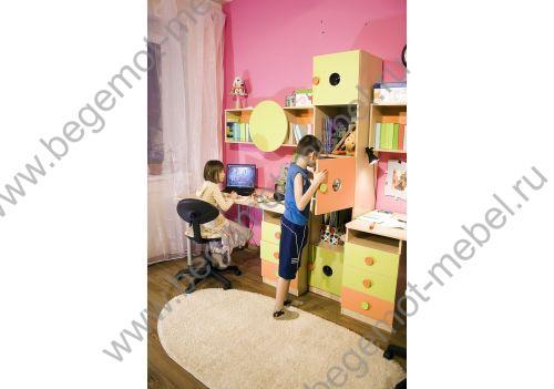 модульные гостиные от производителя москва