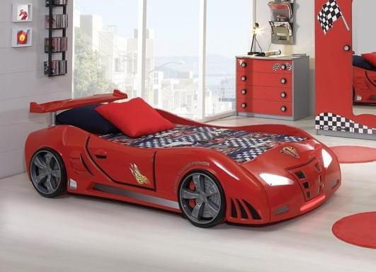 Кровать машина для мальчика  москва